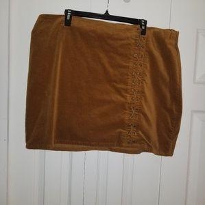 Forever 21 plus skirt